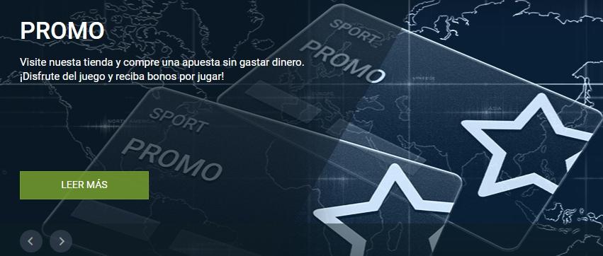 codigo promocional 1xBet en Mexico